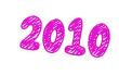 2010 pink