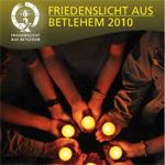 Friedenslicht 2010